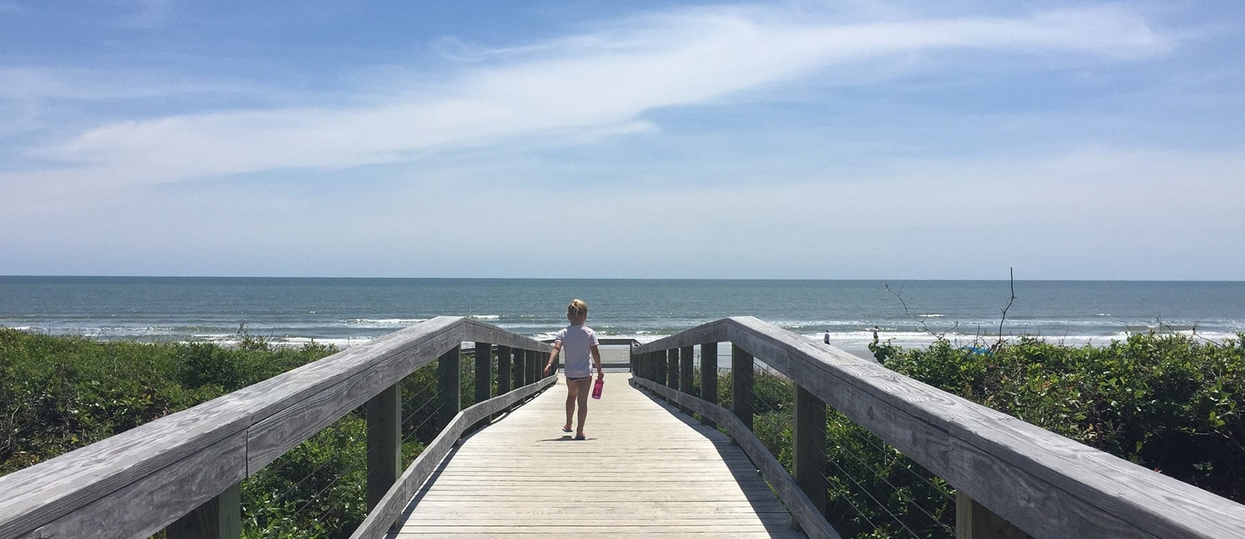 Walk the Mile in Kiawah Island