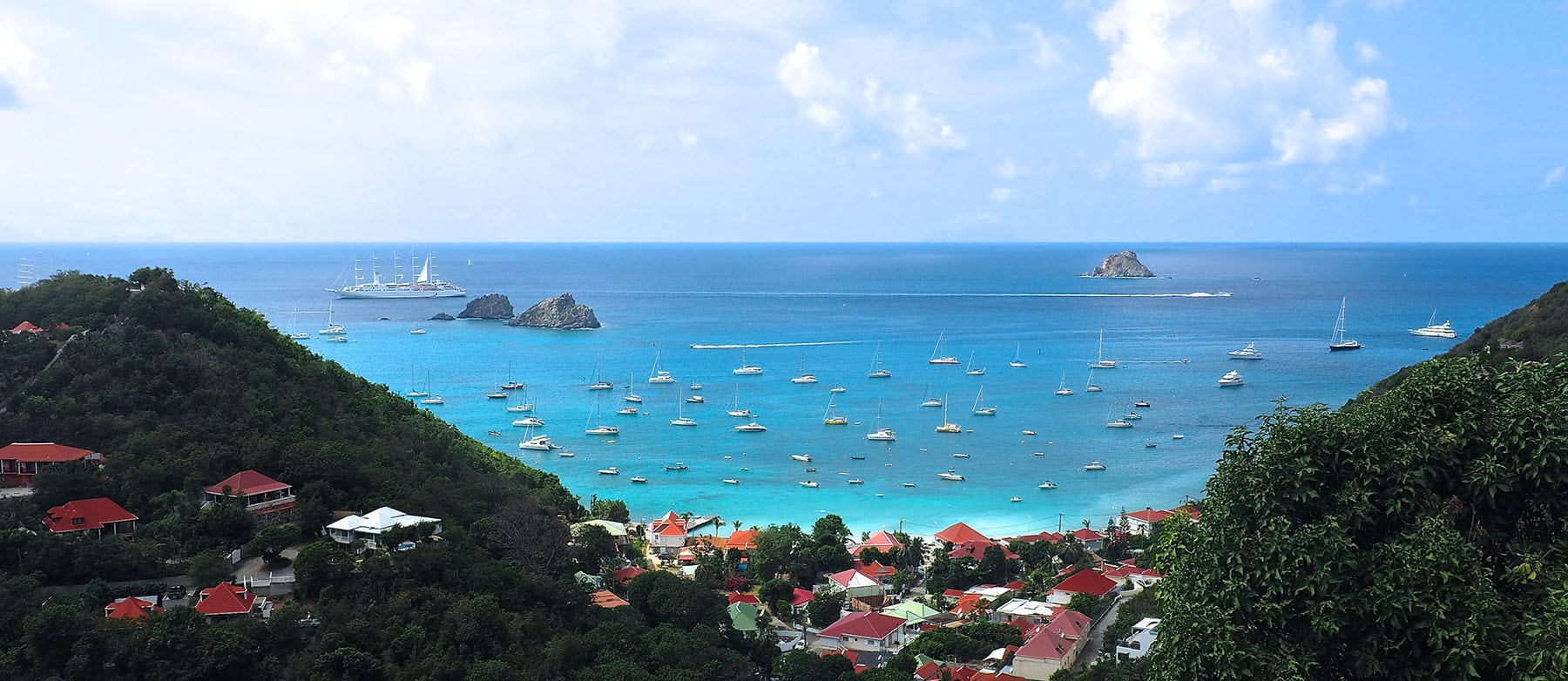 Walk the Mile in St. Barth